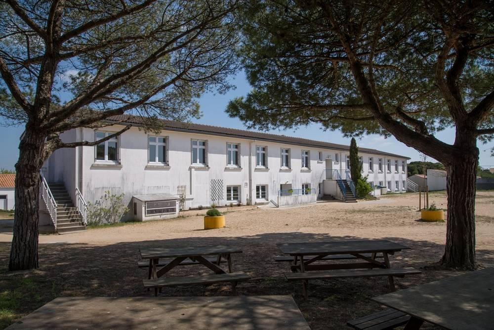 La Poste Le Poiré Sur Vie centre de vacances avea la poste: hébergements collectifs