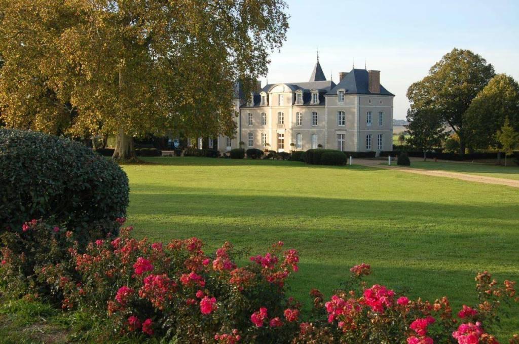 Chambres d 39 hotes au chateau de la potardiere chambres d 39 h tes en pays de la loire - Chambres d hotes chateau d olonne ...
