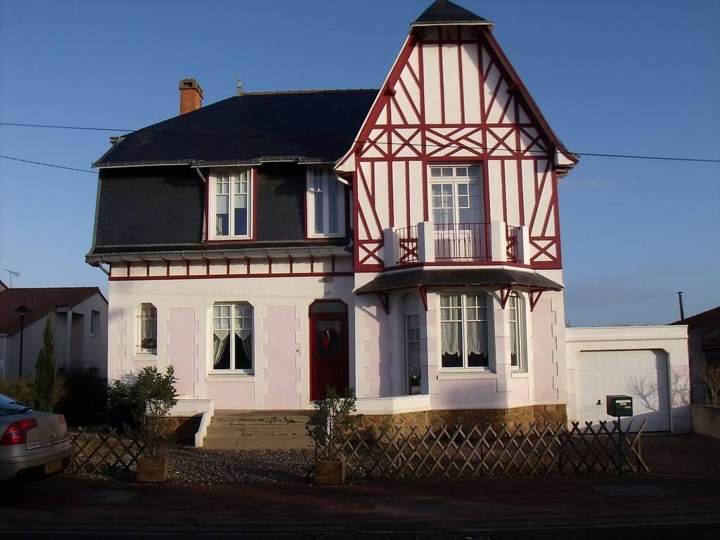 CHAMBRES D HOTES VILLA ROSA Chambres d H´tes en Pays de la Loire