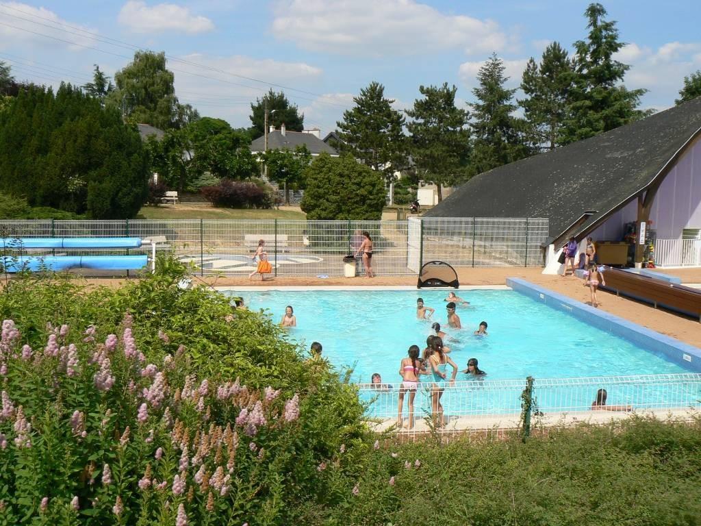 Piscine municipale de chateauneuf sur sarthe autour de l Temperature eau piscine municipale
