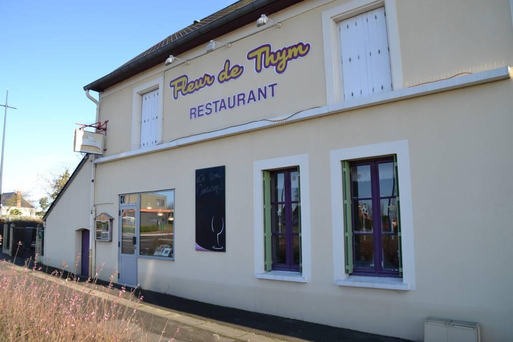 LA FLEUR DE THYM: Restaurants France, Pays de la Loire