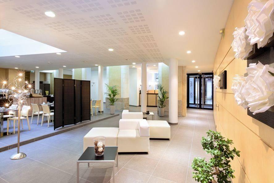 appart 39 city confort nantes centre r sidences de tourisme. Black Bedroom Furniture Sets. Home Design Ideas