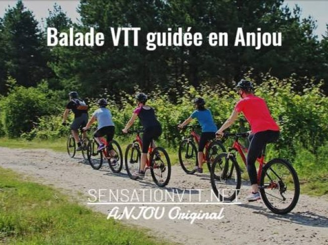 "BALADE VTT GUIDEE ""LAYON LOOP"" - SENSATION VTT"