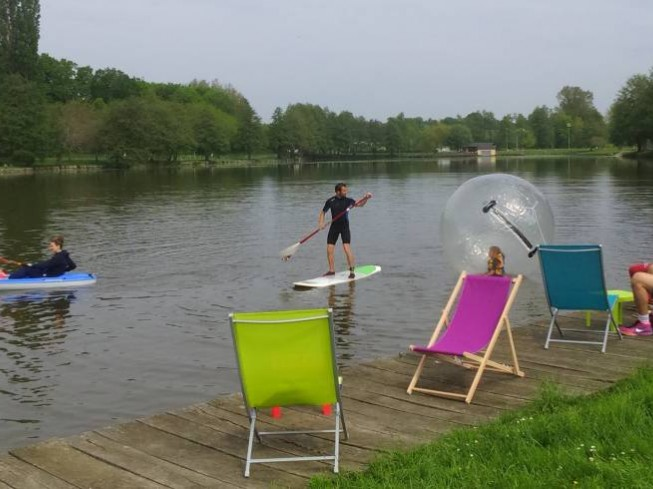 LOCATION DE STAND-UP PADDLE