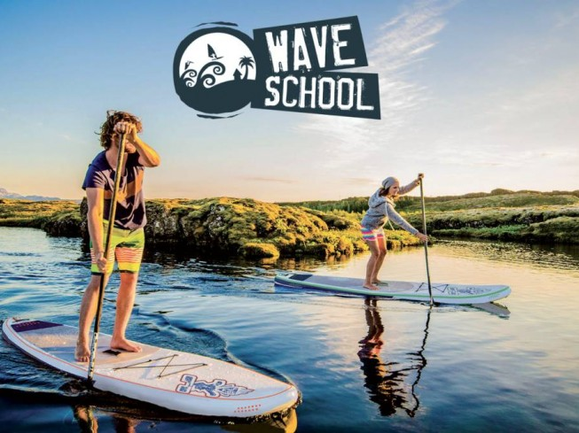 DECOUVRIR LE STAND UP PADDLE