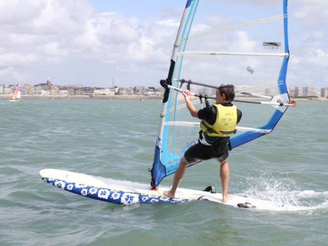 REGATE WINDSURF LIGUE