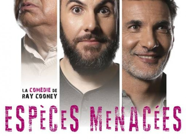 THEATRE - ESPECES MENACEES