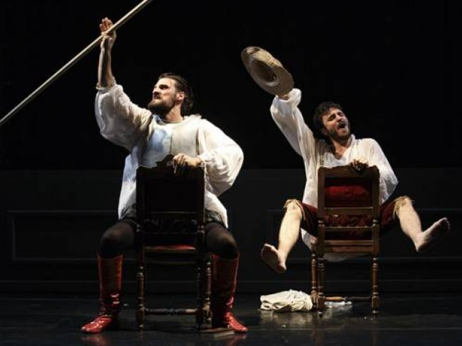 THEATRE : DON QUICHOTTE