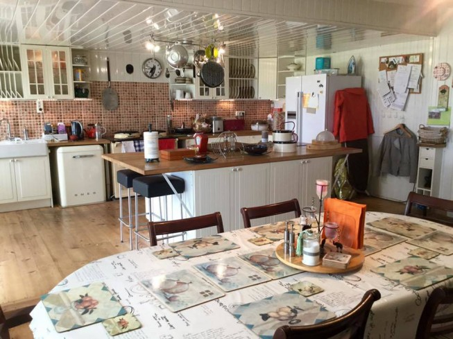 CHAMBRE D'HOTES BIKER FRIENDLY - N2
