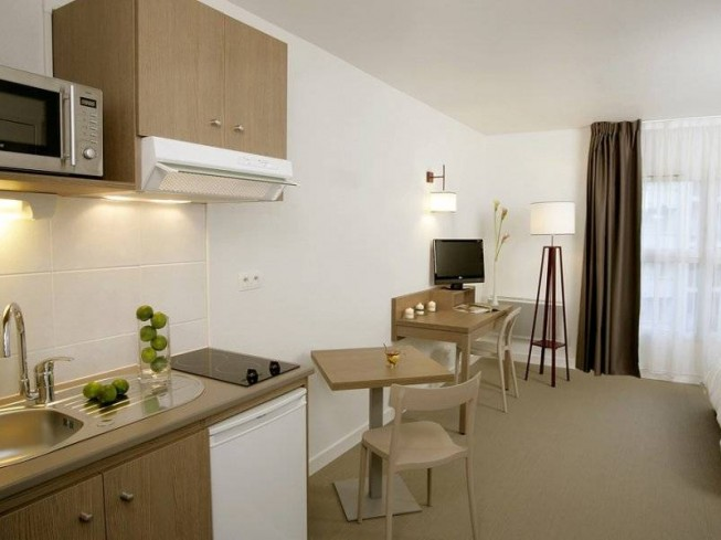 APPART CITY ANGERS - APPART'HOTEL & RESIDENCE