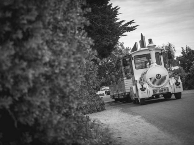 NOIRMOUT'TRAIN - BALADES EN PETIT TRAIN