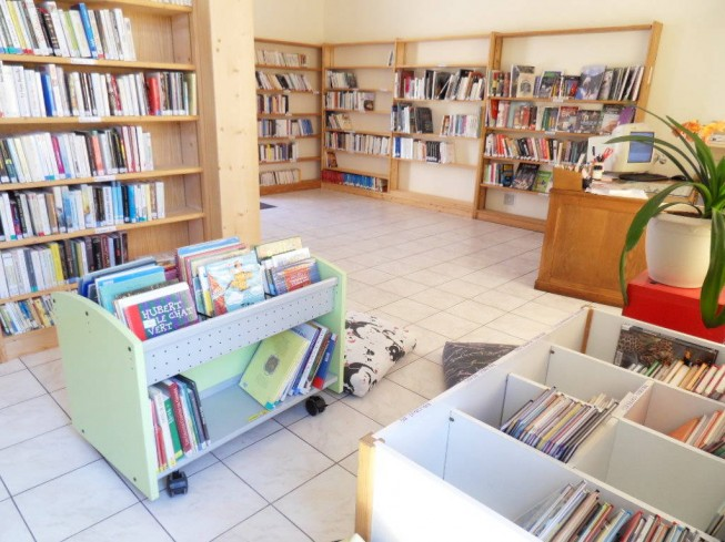 BIBLIOTHEQUE INTERCOMMUNALE