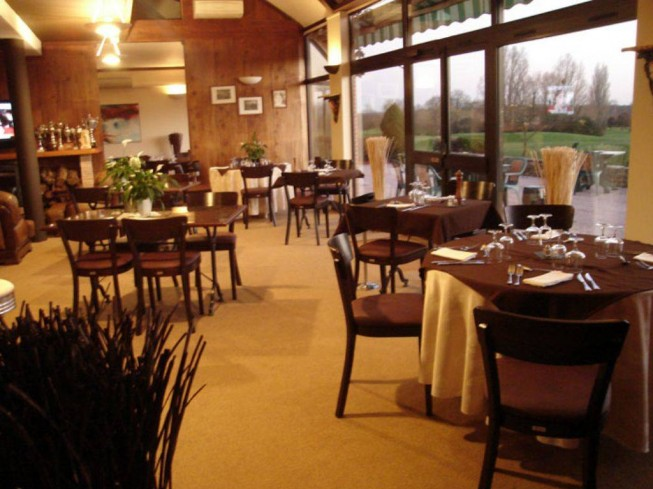 RESTAURANT LE COUNTRY CLUB DU GOLF D'ANJOU