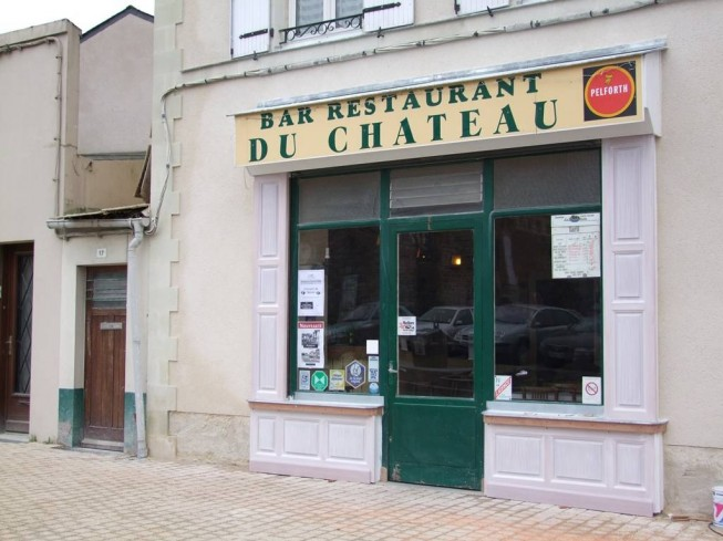 BAR RESTAURANT DU CHATEAU