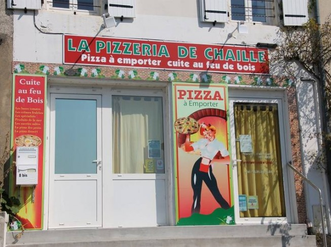 PIZZERIA DE CHAILLE