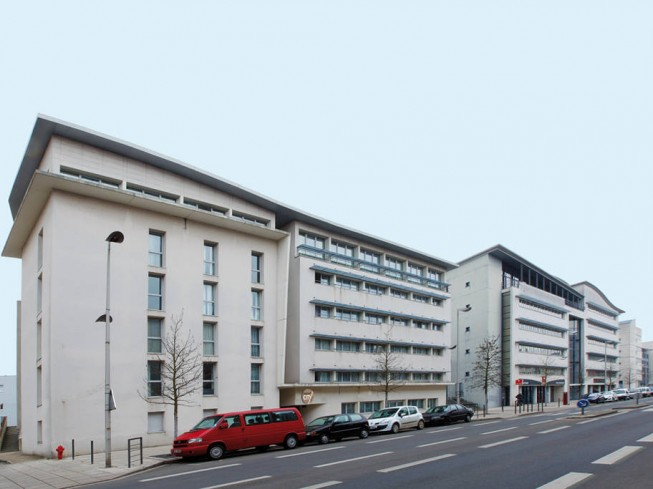 RESIDENCE HOTELIERE APPART'CITY LE MANS GARE SUD