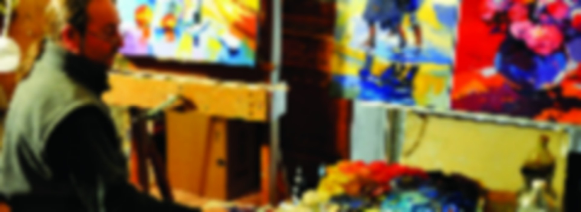 atelier du peintre pierrick tual d couvertes de savoir faire en pays de la loire. Black Bedroom Furniture Sets. Home Design Ideas