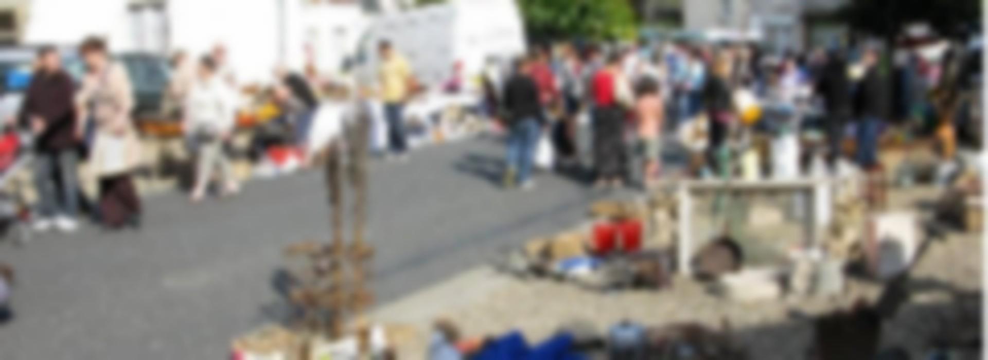 Brocante La Ferte St Aubin bric a brac: fêtes et manifestations france, pays de la loire
