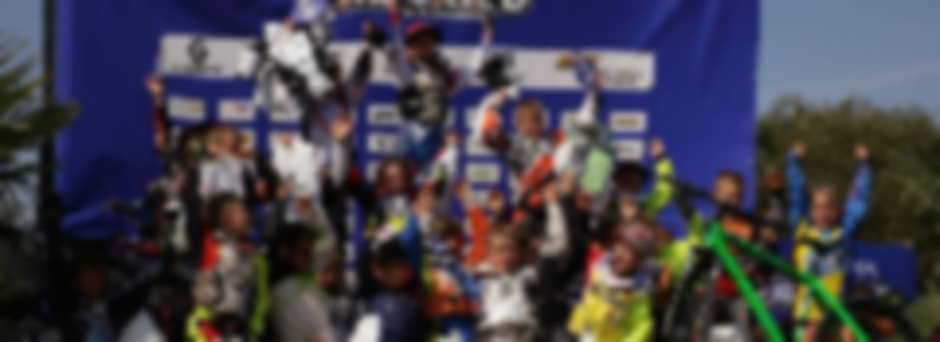 COMPETITION EUROPEENNE DE MOTOCROSS - ROOKIE'S CUP