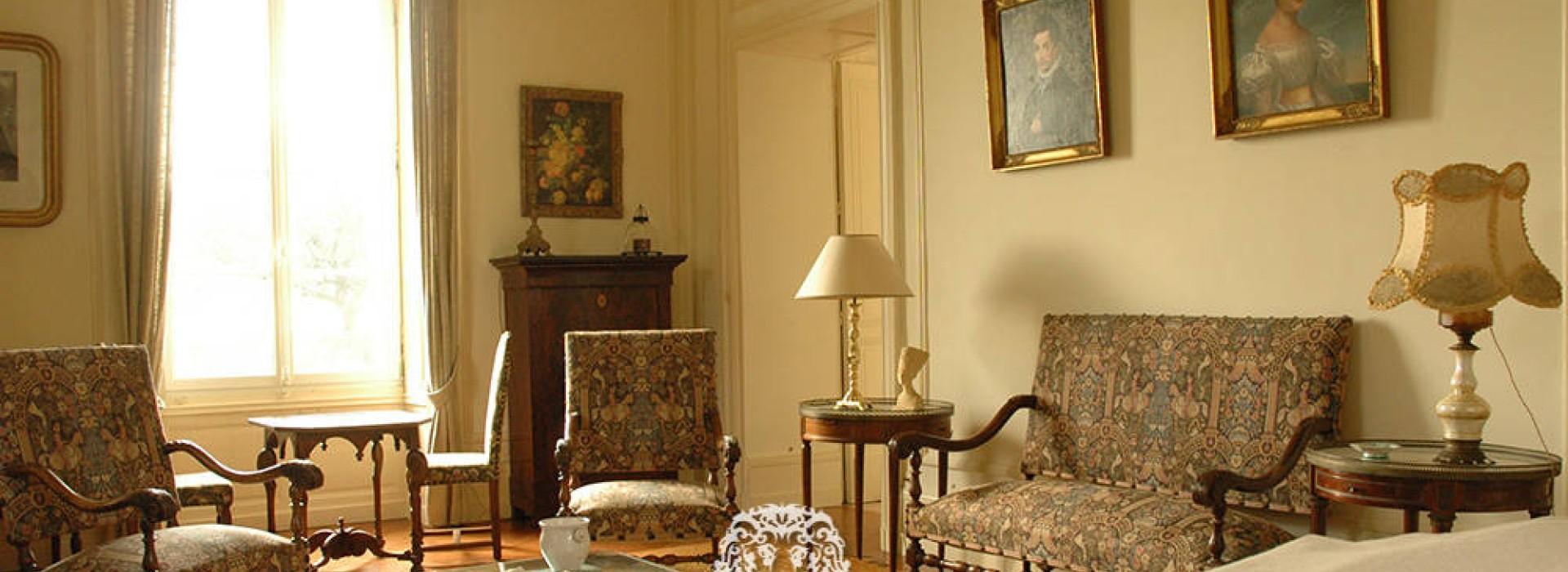 Chambre d 39 hotes au chateau saint marc chambres d 39 h tes en pays de la loire - Chambre d hote chateau de la loire ...