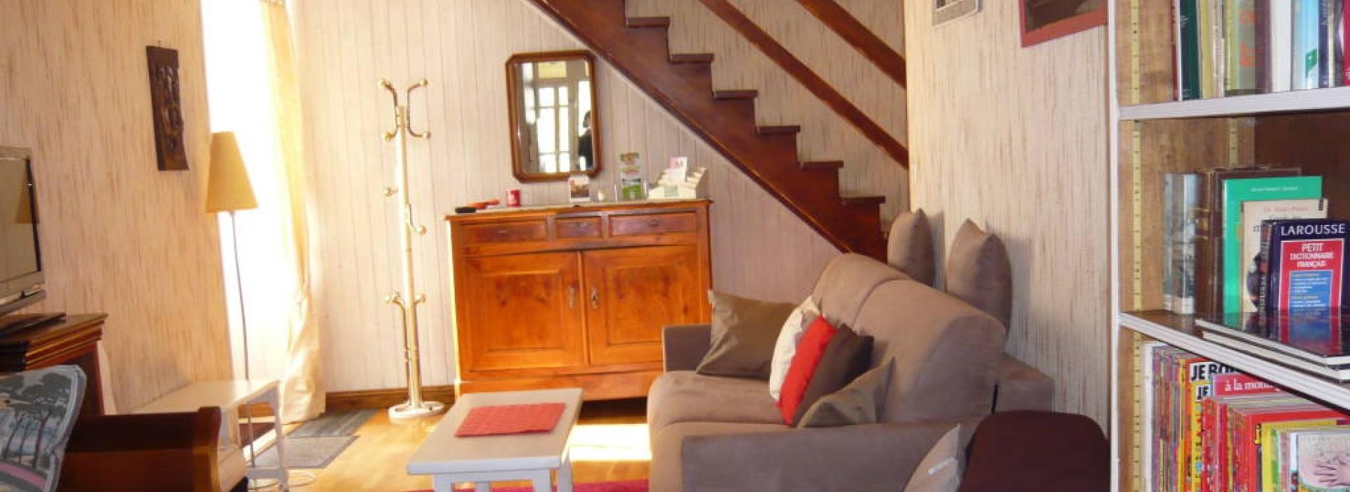 Gite les maisons de philomene la grande maison 6 pers for Les meubles de maison