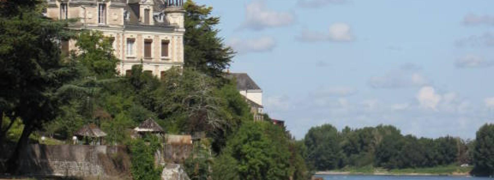Couleur De Pierre Chalonnes Sur Loire chalonnes-sur-loire - circuit du coteau saint-vincent: a