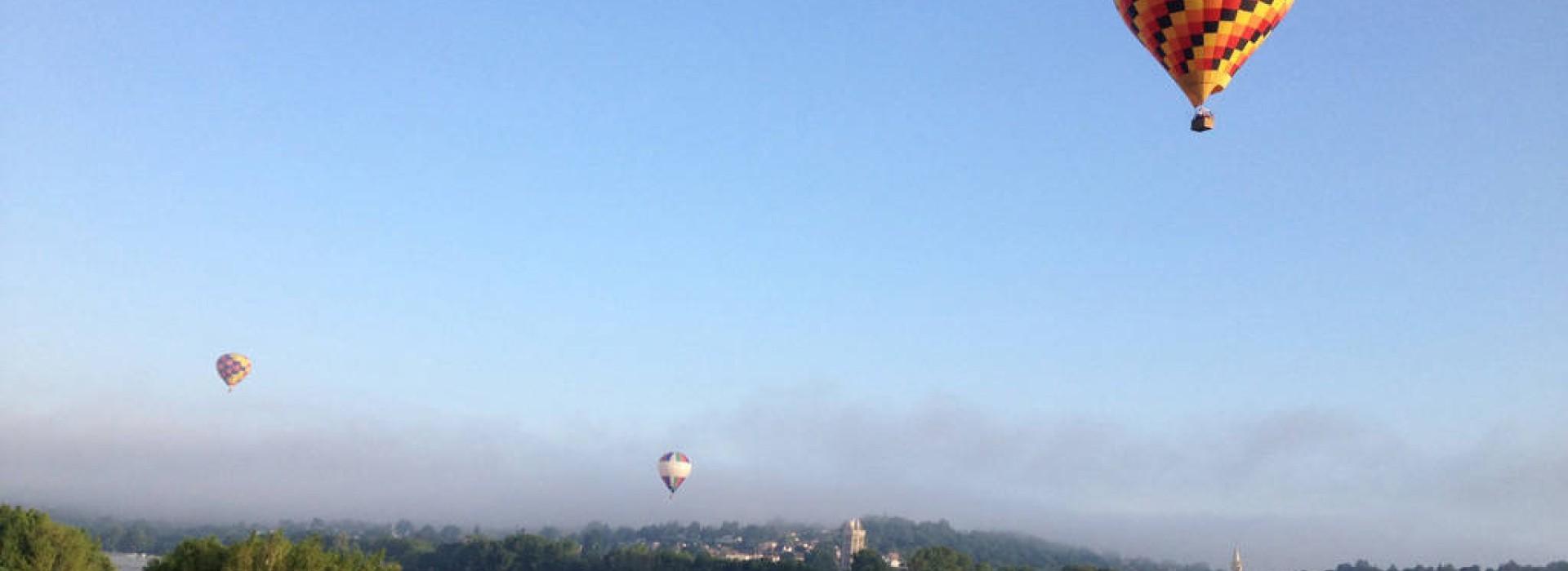 montgolfiere la baule