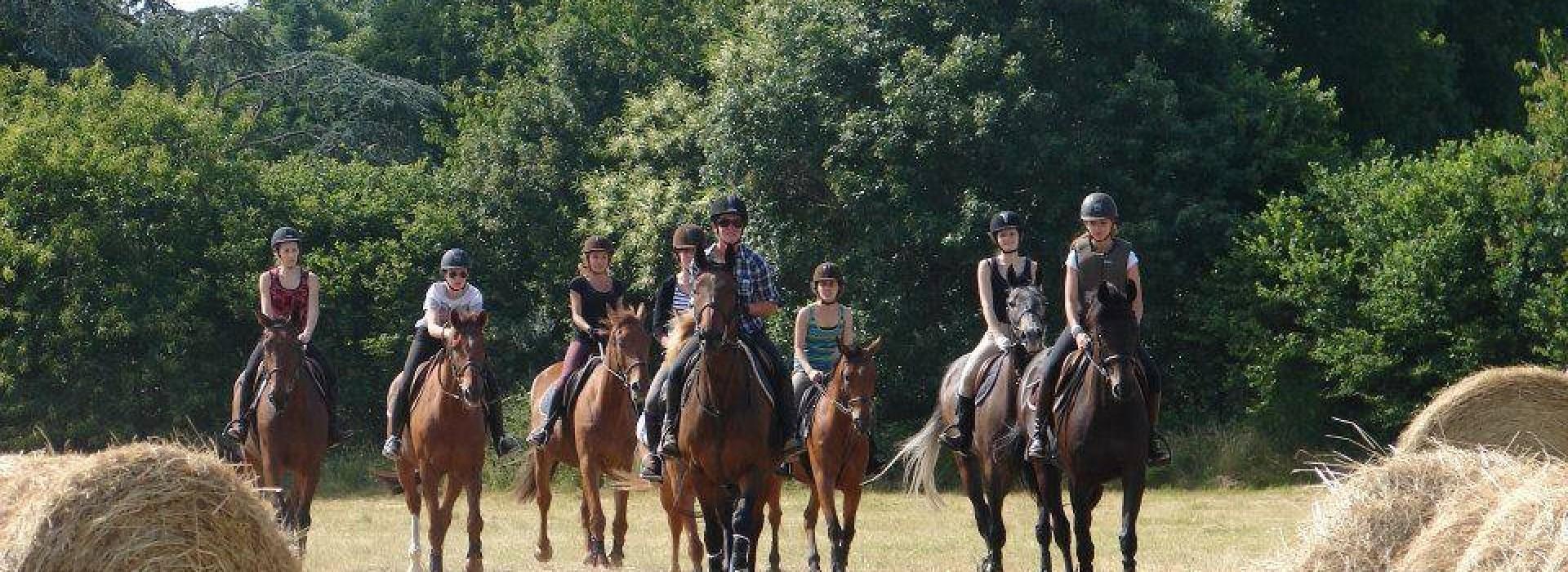 centre equestre 72