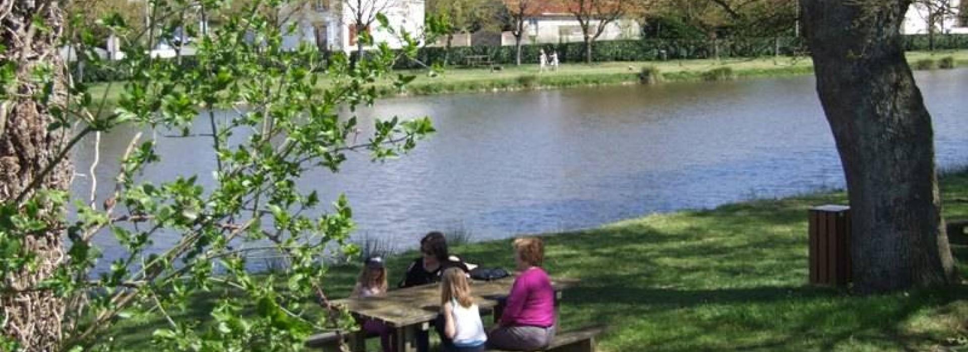 Des Et Jardins La En Pays Loire Parc EtangsParcs De k8wOXn0P