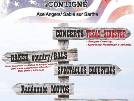 FESTIVAL COUNTRY AU THOMAS RANCH A CONTIGNE
