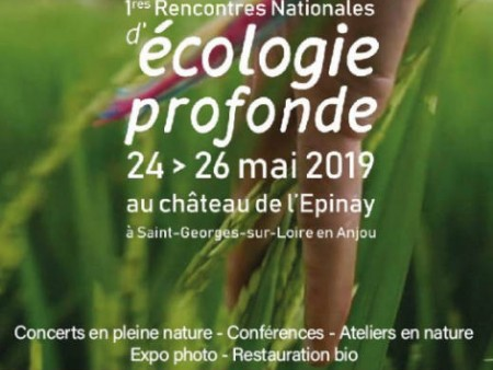 1RES RENCONTRES NATIONALES D'ECOLOGIE PROFONDE