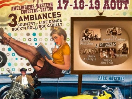 "FESTIVAL ""VENDEE COUNTRY MUSIC"""