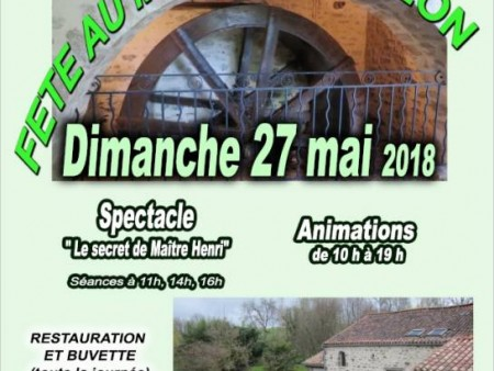 FETE AU MOULIN