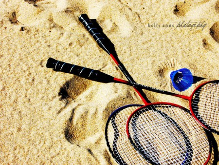TOURNOI DE BEACH BADMINTON