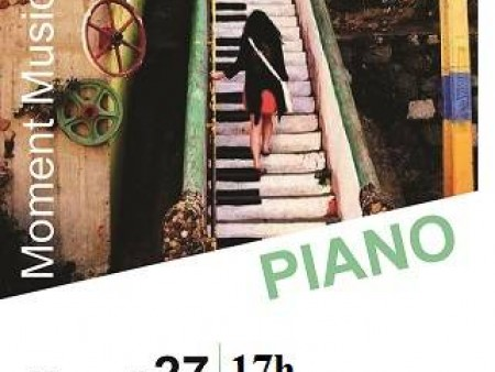 "MOMENT MUSICAL ""PIANO"" - EMMD"