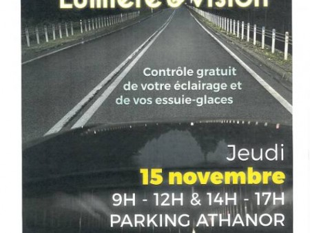OPERATION LUMIERE ET VISION