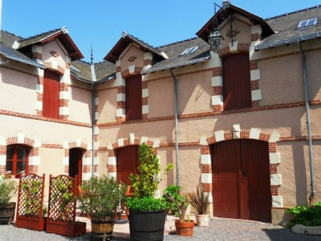 La villa du haut layon chambres d 39 h tes france pays de - Chambres d hotes la villa alienor ...