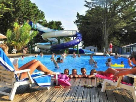 La madrague campings en pays de la loire for Camping pays de la loire avec piscine
