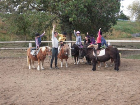 PONEY CLUB DE L'ETIAGE