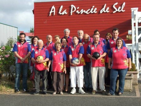 ASSOCIATION SPORTIVE GWENRANN PRESQU'ILE BOWLING CLUB