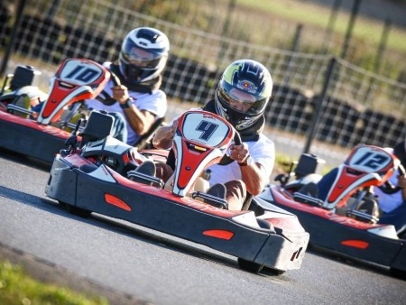 KARTING FONTENAY POLE 85