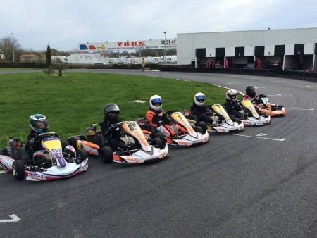 KARTING PHILIPPE ALLIOT