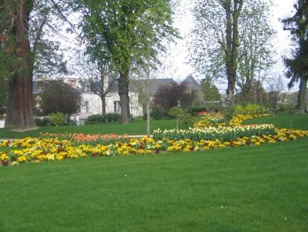 Jardin Du Bout Du Monde Parcs Et Jardins France Pays De La