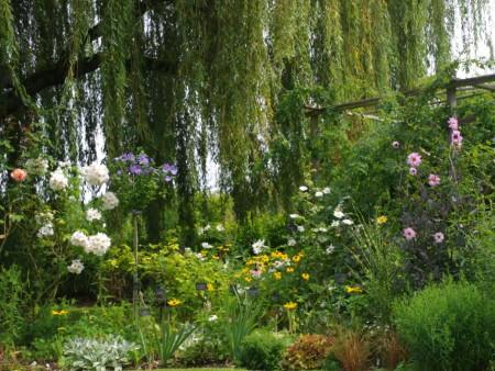 Jardin de la fontaine blineau parcs et jardins en pays de for Conception jardin anglais