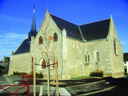 EGLISE ND DE BOUEE