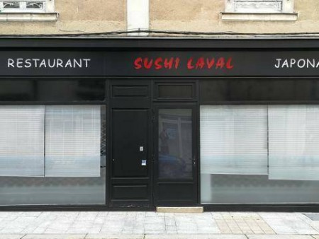 Sushi laval