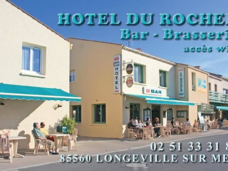 BAR - HOTEL LE ROCHER