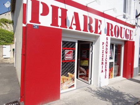 PIZZERIA SANDWICHERIE AU PHARE ROUGE
