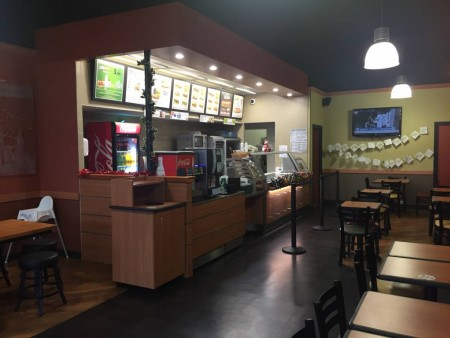 SUBWAY CHOLET MARNE