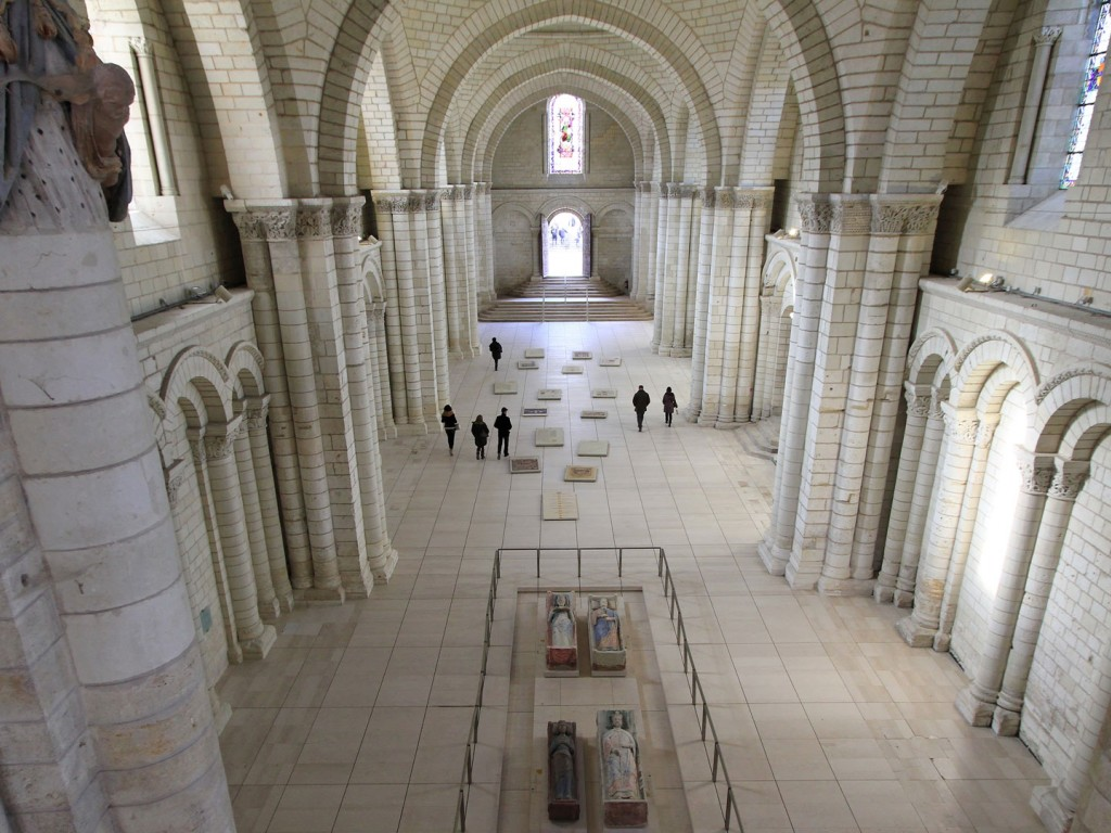 Abbaye Fontevraud - Photo Cyb'Air Vision